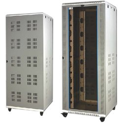 42U 800mm x 1000mm Netrack Floor Mount Server Network Rack with Glass Door