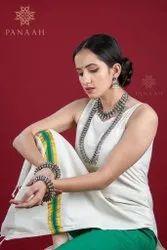 Silver Look Alike Designer Necklaces