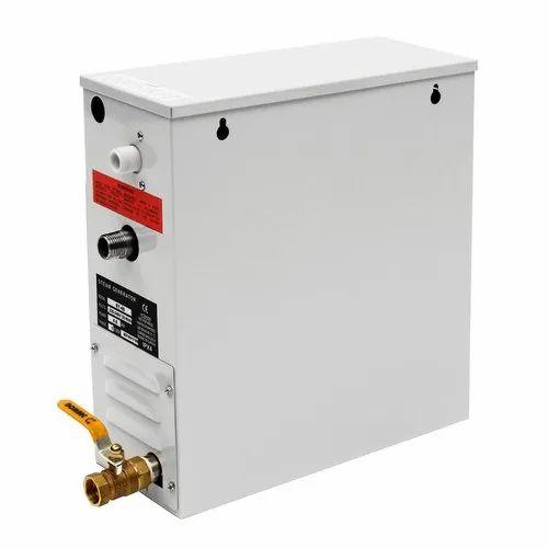 Mild Steel 4 kW Steam Bath Generator