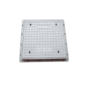 Gray Full Floor (square) Square Frp Manhole Cover