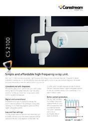 Carestream (Kodak) Dental X-Ray Machine Wall Mounted