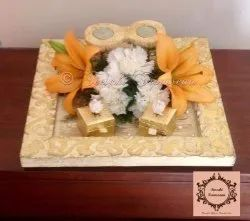 Ring Tray Gift Wedding Trousseau Packing