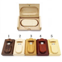 Wood Pendrive with Box