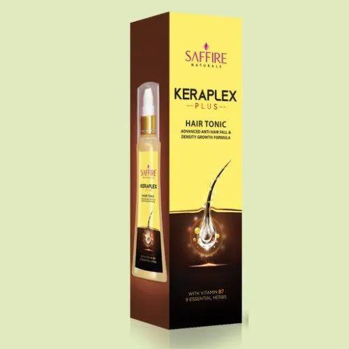 Saffire Keraplex Plus Hair Tonic, Pack Size: 50-100 mL