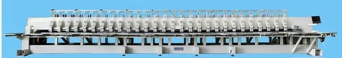 JINYU High Speed Flat Embroidery Machine