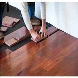 Laminated Wooden Flooring Service, in Mumbai