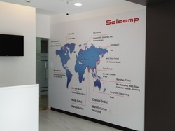 Office Wall Graphics And Branding Services