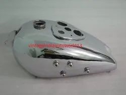 New Bsa Q8 Empire Star Chrome Petrol Tank 1936 Vintage Model