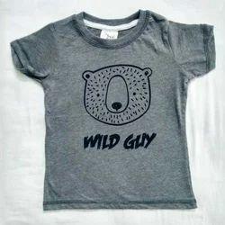 f1070a71f Cotton/Linen Formal Boys Plain T-Shirt, Rs 90 /piece, Skyknit Yarn ...