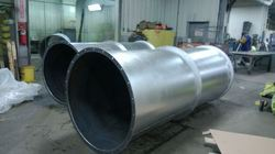 SS Round Duct