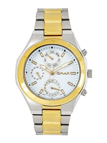 OMAX Smart Casual Analog Dial Men''s Watch - SS628