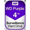 4 TB WD PURPLE HDD