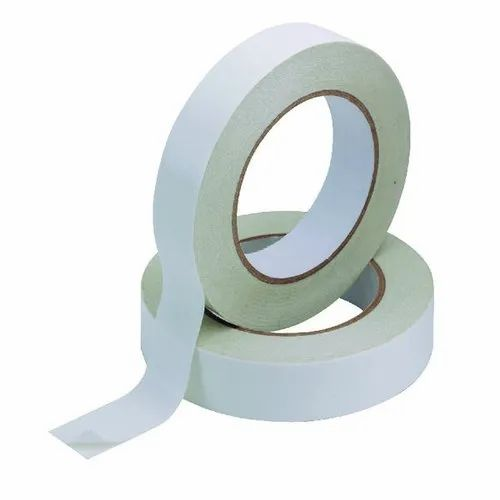 5 M White Double Sided Packaging Tape