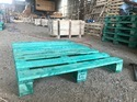 2 Way Heat Treated Wooden Pallet