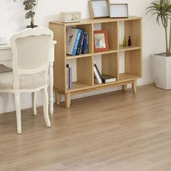 Residential Laminated Wooden Flooring