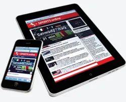 Mobile E-Publishing Service