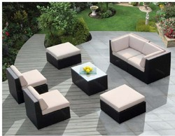 Cane Outdoor Living Furniture set