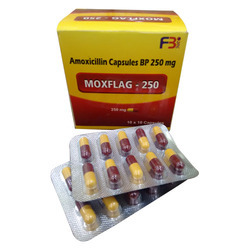 Amoxicillin Capsules BP 250mg & 500mg