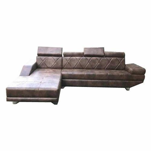 Trendy Leather Sofa Set