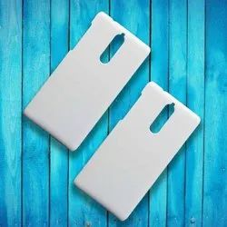 Nokia 8 3D Sublimation Mobile Back Blank Cover