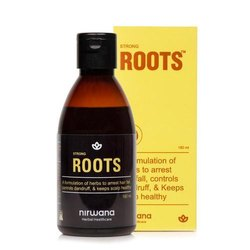 Strong Roots Hair Oil
