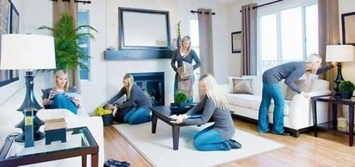 home cleaning jobs