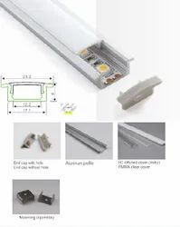 Led Aluminum Profile JVB001