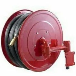 Fire hose reel complete set