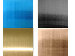 Stainless Steel PVD Color Sheet