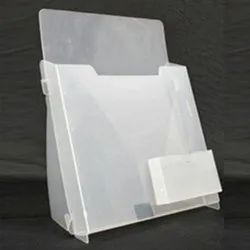 Brochure Stand A4 Binder Max