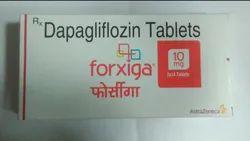 Dapagliflozin Forxiga 10 Tablet