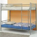 Hostel Iron Color Coated Bunk Bed