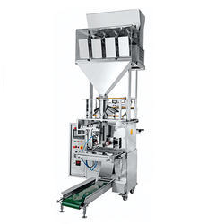 Pneumatic FFS Machine for Liquid Packing