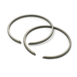 Piston Ring Chrome Plated With Right Hand Gap