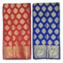 Banarasi Silk Golden Zari Work Saree