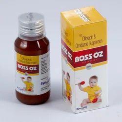 Ofloxacin and Omidazole Suspension