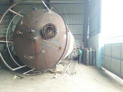 Blue Liquid Vertical Storage Tank, Storage Capacity: 2000L, Steel Grade: SA 240 304/304L/316/316L/316TI