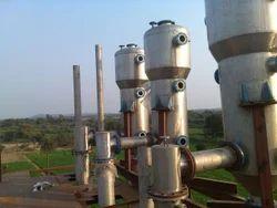 Evaporation Equipment, Capacity: 1 Kld - 1000 Kld, 440 V