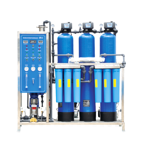 Automatic MS RO Filtration System, 1000-2000