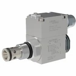 Explosion Proof 2/2 Directional Valve, Solenoid Operated, Poppet Type, Piloted