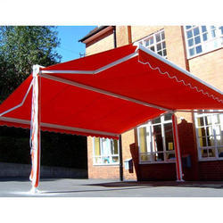Terrace Folding Awnings