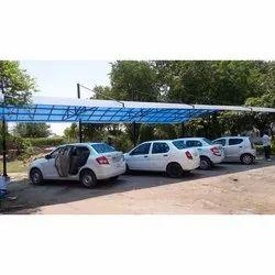 FRP Car Parking Shed