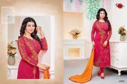Designer Mafeeza Salwar Suit