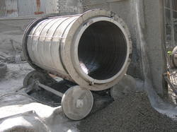 Precast Concrete Pipe Machine