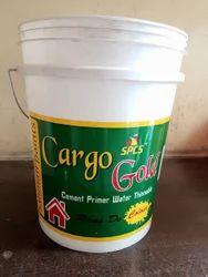 SPCS Cargo Gold, For Priming Plastered Walls, Packaging Size: 20 Litre