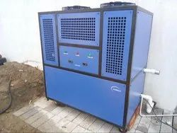 Three Phase 10TR Air Cooled Water Chiller