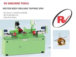 Motor Body Drilling SPM