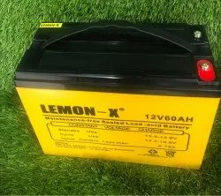 Lemon-x E-Tricycle Battery