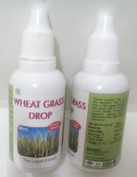 Wheat Grass Extract Drops