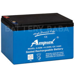 Amptek 12 V Electric Bike Battery, Capacity: 24 Ah